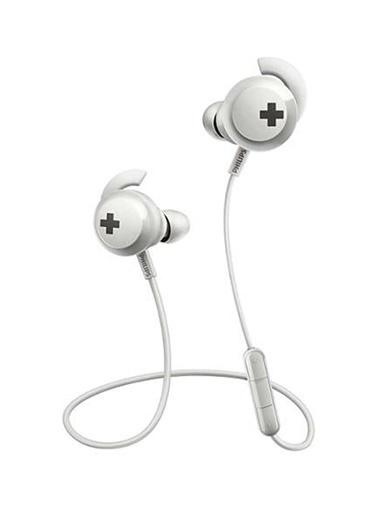 SHB4305WT/00 Bass+ Kablosuz Bluetooth Kulaklık-Philips